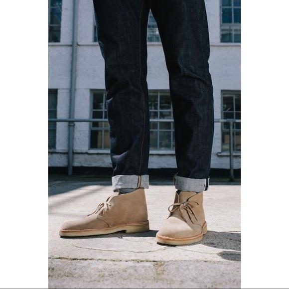 Clarks Shoes   Clarks Mens Desert Boots
